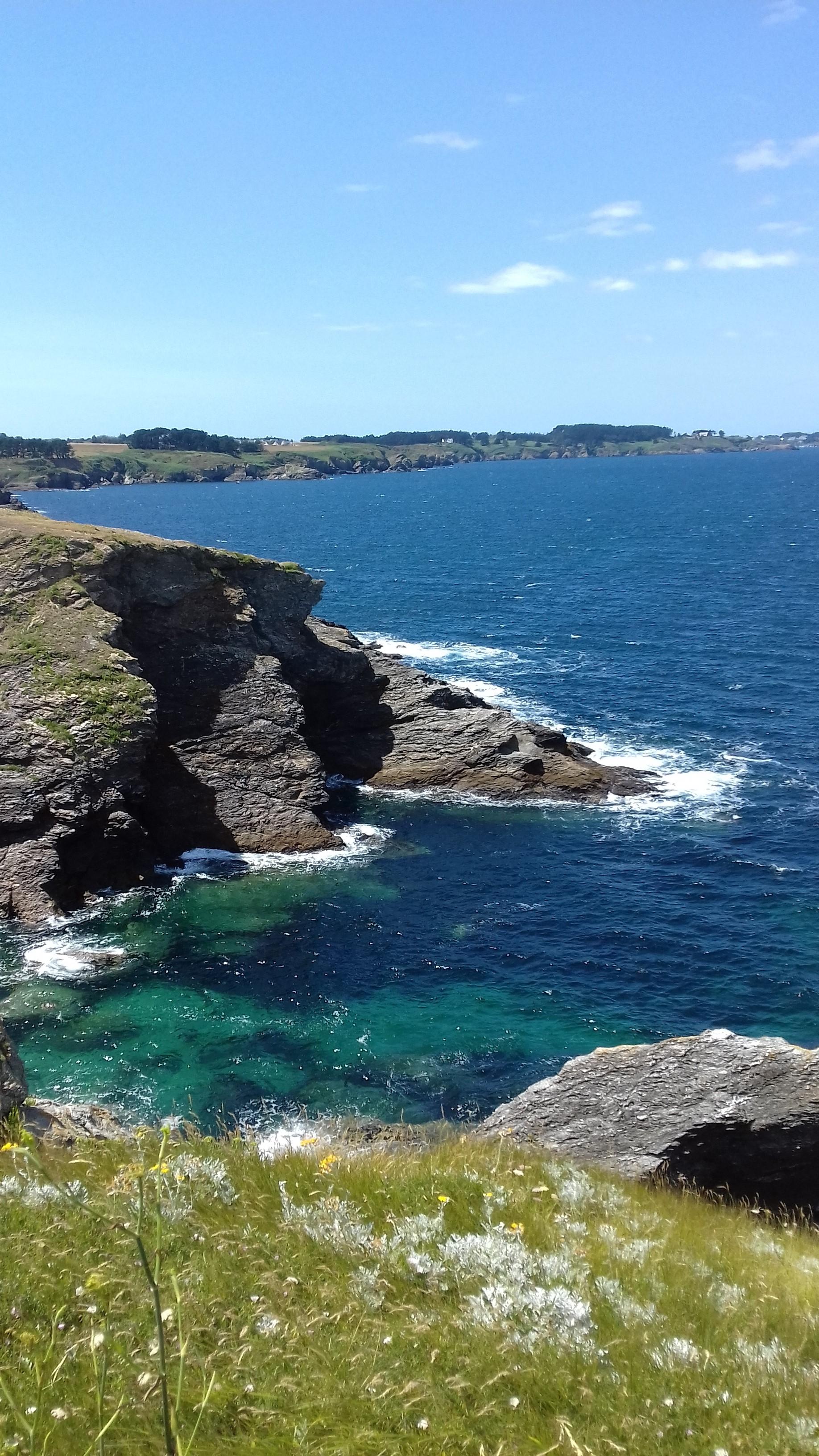 Belle Ile En Mer Excursion Avec La Compagnie Du Golfe