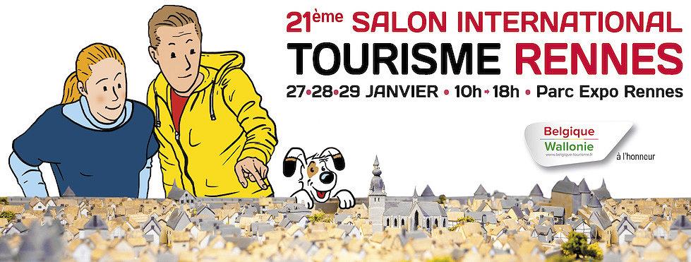 Salon tourisme rennes compagnie du golfe - Salon international du tourisme rennes ...